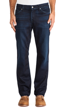 7 For All Mankind Slimmy in Nightshadow Blue