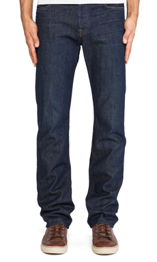 7 For All Mankind Standard in Autumn Sunset