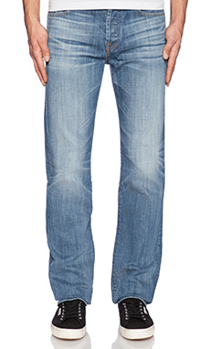 7 For All Mankind Standards in Ojai Blue