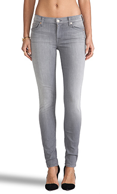 7 For All Mankind Skinny in Spring Grey
