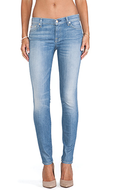 7 For All Mankind The Skinny in Authentic Pacific Cove