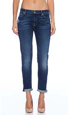 7 For All Mankind Josephina in Monarch Blue