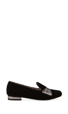Seychelles All Mine Loafer in Black