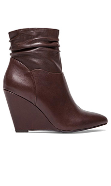 Seychelles Set in Stone Boot in Brown