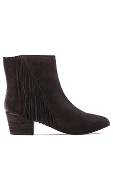 Seychelles Good Advice Fringe Bootie in Black