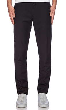 Shades of Grey by Micah Cohen Slim Fit Suit Pant in Black