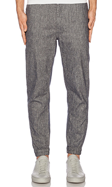 Shades of Grey by Micah Cohen Jogger in Indigo Chambray