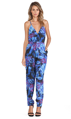 Shakuhachi Cami Jumpsuit in Summers Night