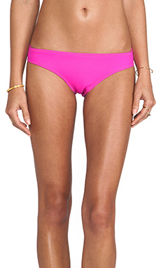 Shakuhachi Neo Minimal Low Cut Brief in Hot Pink