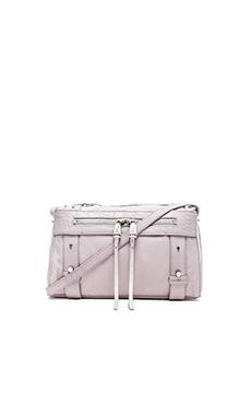 she + lo Rise Above X Body Bag in Orchid