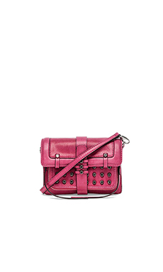 she + lo Breakthrough Camera Bag in Fuchsia