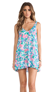 Show Me Your Mumu Daisy Dress in Barbie Bikini