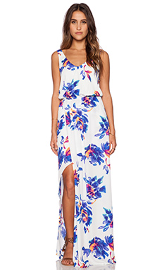 Show Me Your Mumu Kendall Maxi Dress in Petal Paint