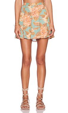 Show Me Your Mumu Skater Skirt in Miss Magnolia
