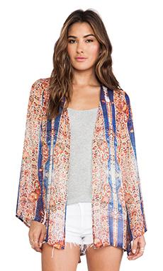 Show Me Your Mumu Beaux Beaux Kimono in Gypsy Dream