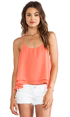 Show Me Your Mumu Spike Tank in Coral