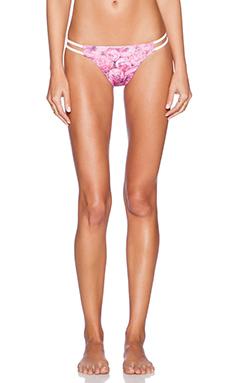 siempre golden Viva La Vida Bikini Bottom in Poenies
