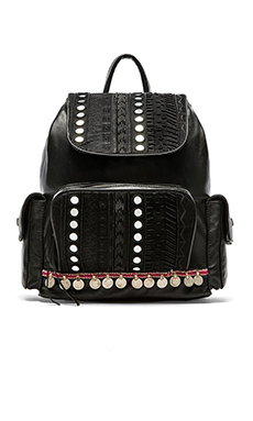 Simone Camille The Mirrors Backpack in Black