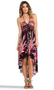sky Feonilla Dress in Black