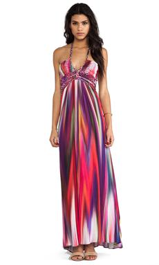sky Jolima Dress in Purple