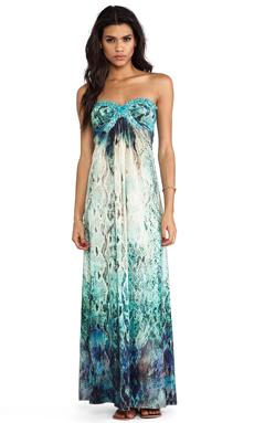 sky Ifrosenia Dress in Blue