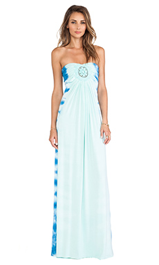 MARGED MAXI DRESS