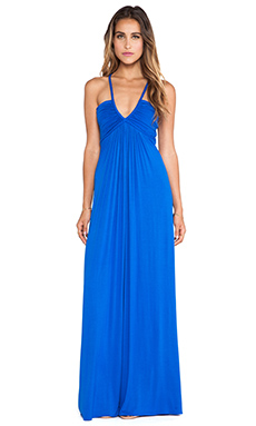 sky Lovette Maxi Dress in Royal