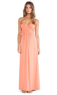 sky Kolinka Maxi Dress in Orange Sherbet