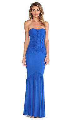 sky Leucothea Maxi Dress in Royal
