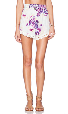 Somedays Lovin Lonely Floral Short in Multi