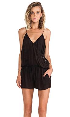 Somedays Lovin Marmalade Crossover Jumpsuit in Black