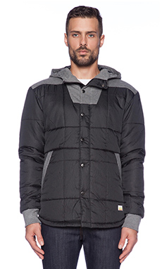 SLVDR Leif Jacket in Black