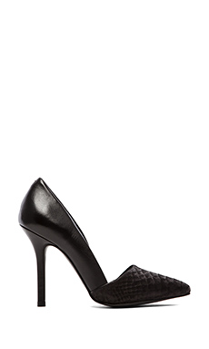 Steve Madden Frennzy Heel in Black Multi
