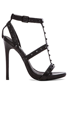 Steve Madden Stay Heel in Black