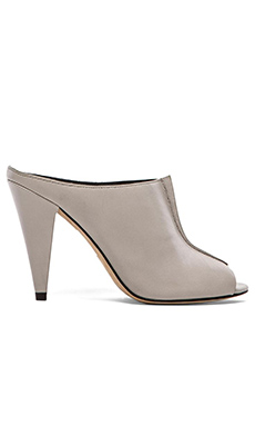 Sigerson Morrison Verity Mule in Light Grey