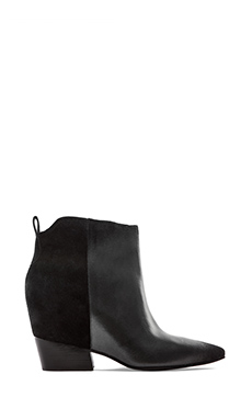 Sigerson Morrison Aerial Bootie in Nero