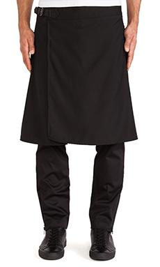 SKINGRAFT Skirt Pants in Black