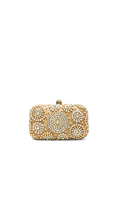 Santi Clutch in Taupe