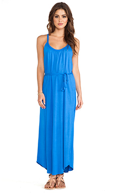 Soft Joie Laguna Maxi Dress in Azul