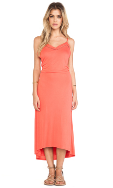 Soft Joie Emy Maxi Dress in Sandy Coral