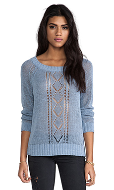 Soft Joie Arden Sweater in Faded Denim