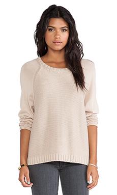 Soft Joie Weisend Sweater in Almond