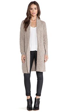Soft Joie Fremont Sweater in Dark Heather Camel
