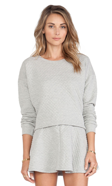 Soft Joie Phoenix Sweater in Heather Grey