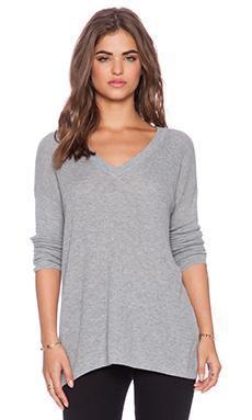 Soft Joie Beau Sweater in Heather Grey