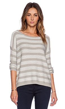 Soft Joie Cairo Sweater in Dolphin Grey