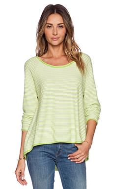 Soft Joie Hidalgo Sweater in Acid Lemon