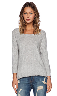 Soft Joie Ranger Sweater in Heather Grey