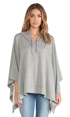 Soft Joie Olga Sweatshirt in Dark Heather Grey