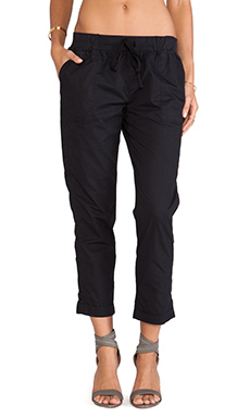 Soft Joie Emmerson Pant in Caviar